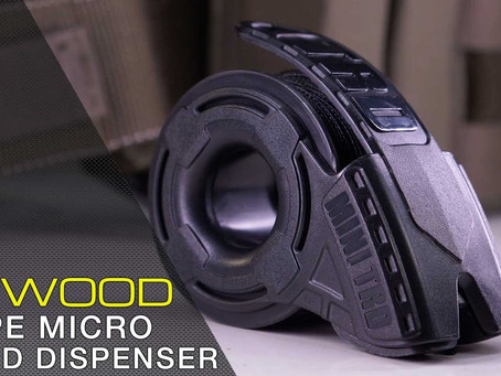 ATWOOD ROPE MICRO CORD DISPENSER