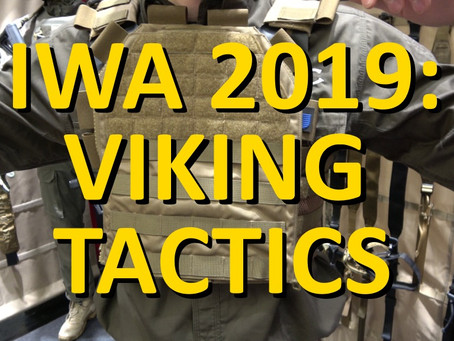 IWA 2019: Viking Tactics Germany