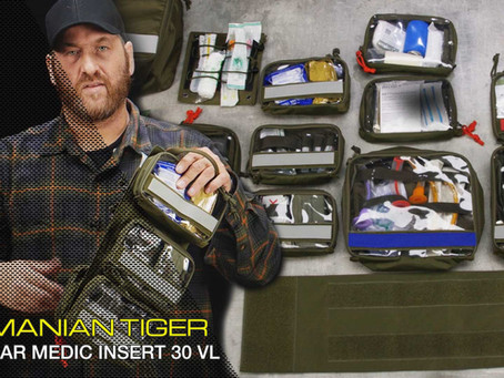 TASMANIAN TIGER MODULAR MEDIC INSERT 30VL