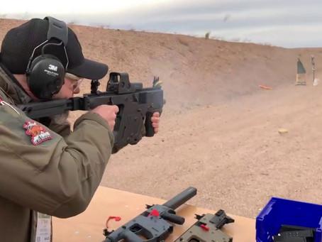SHOT SHOW 2020 VLOG 1: RANGEDAY