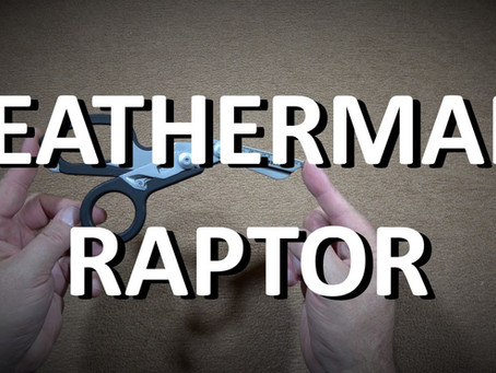 Leatherman Raptor Rettungsschere