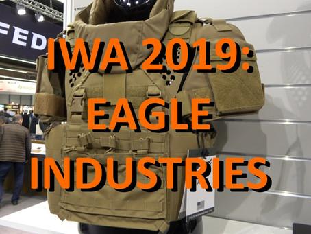 IWA 2019: Eagle Industries