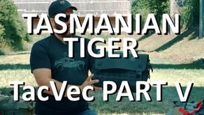 TASMANIAN TIGER TACVEC PART V: SUPPORT BAG