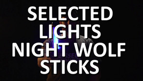 SELECTED LIGHTS NIGHT WOLF STICKS (NWS)