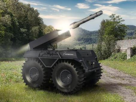 Rheinmetall stellt Mission Master XT vor