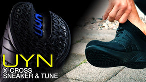 UYN X-CROSS SNEAKER & TUNE SCHUHE