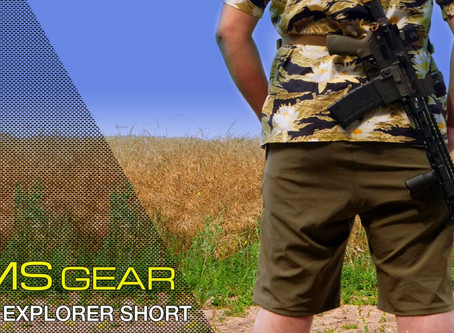 LMSGEAR THE LAST EXPLORER SHORT