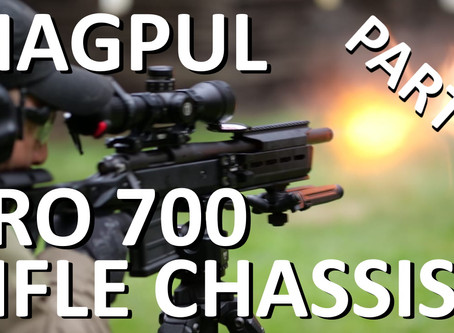 MAGPUL PRO 700 RIFLE CHASSIS - TEIL 2