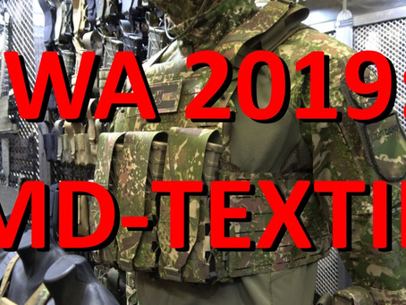 IWA 2019: MD-Textil