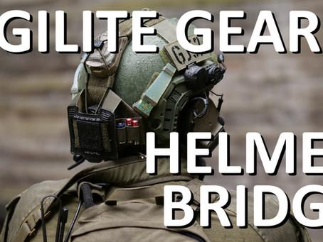 AGILITE GEAR HELMET BRIDGE