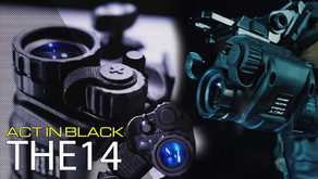 ACT IN BLACK THE14 - NEXT GENERATION PVS14