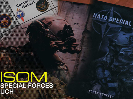 BOOKS: K-ISOM NATO SPECIAL FORCES