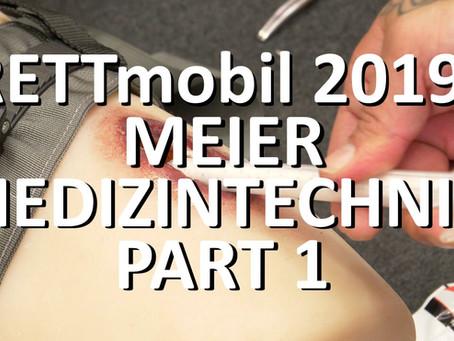 RETTmobil 2019: Meier-Medizintechnik Teil 1