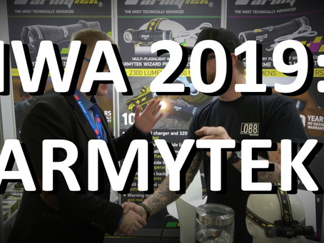 IWA 2019: Armytek