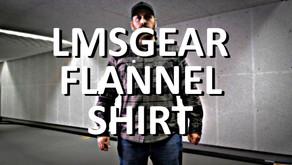LMSGEAR FLANNEL SHIRT