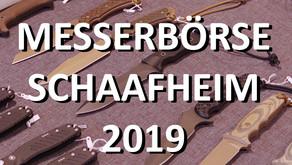 MESSERBÖRSE SCHAAFHEIM 2019