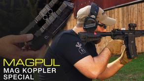 Magpul Special (Koppler, PMAG Magazine AR15)