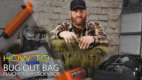 HOW TO: BUG OUT BAG / VBOB