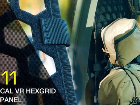 5.11 TACTICAL VR HEXGRID SEAT & HEAD REST PANEL