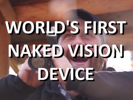 Erstes Nacktsichtgerät der Welt auf dem Markt