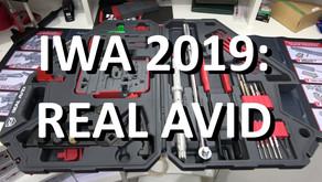 IWA 2019: REAL AVID