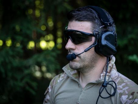codeRED CR-TAC Headset Review auf Airsoft & MilSim News