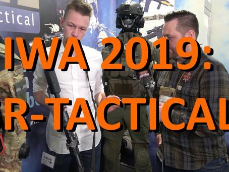 IWA 2019: SR-TACTICAL
