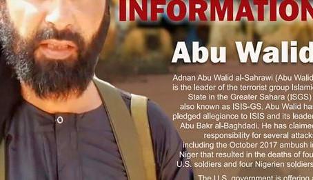 IS-Anführer Adnan Abu Walid al-Sahrawi ist Geschichte