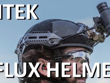 MTEK FLUX HELMET