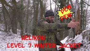 HELIKON-TEX LEVEL 7 LIGHTWEIGHT WINTER JACKET