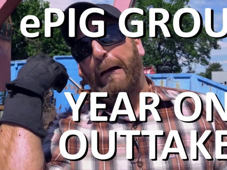 ePIG-GROUP feiert Geburtstag - die besten Outtakes aus einem Jahr ePIG