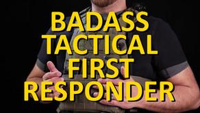 BADASS TACTICAL GEAR (BTG) -FIRST RESPONDER PLATE CARRIER