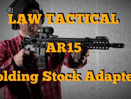 LAW Tactical Gen3M AR15 Folding Stock Adapter