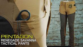 PENTAGON RENEGADE SAVANNA TACTICAL PANTS