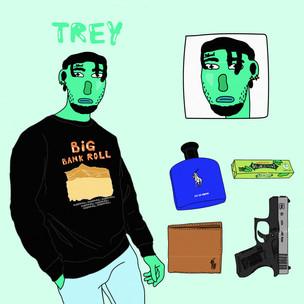 Housing Area - Trey