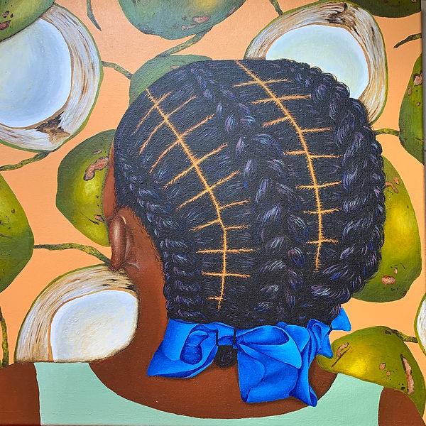 Akilah  Watts - Sweet Like Coconut Jelly