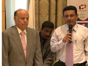 سفير هادي بالقاهرة يحاول الاستفادة من أزمة العالقين اليمنيين