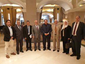 قادة القومية العربية يلتقون في لبنان