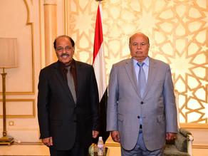 من الأرشيف الاستخباري: شكوى مريرة من أعضاء مؤتمر الرياض إلى نائب الرئيس وليس للرئيس