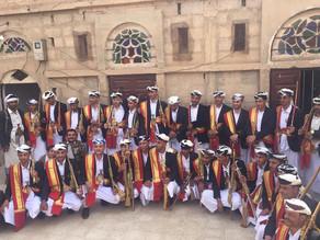 عرس جماعي هو الأكبر في تاريخ ملاح اليمنية