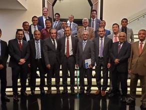 اجتماعات يمنية في الأردن مع صندوق النقد الدولي