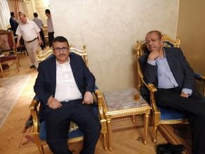 حكايات مع لصوص الشرعية  يكتبها: منير الماوري      (2)   وزير شؤون المغتربين