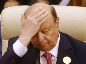 الأحزاب الموالية لهادي تتهم التحالف العربي بالإنحراف