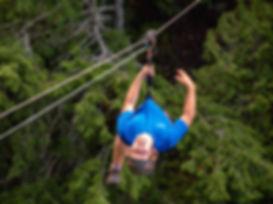Best Adventure Ziplines and Rock Climbing Canada