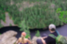 Algonquin Park Hike Canada Travel Landscape Ontario