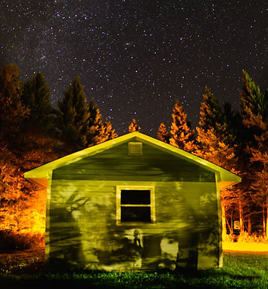 Stargazing Road Trip Canada Bay of Fundy Tour Explore Canada