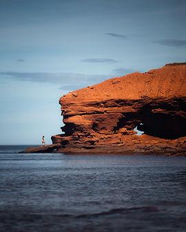 Hikin Prince Edward Island along the Ocean Travel Canada Outdoors