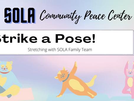 Family Stretching & Animal Yoga