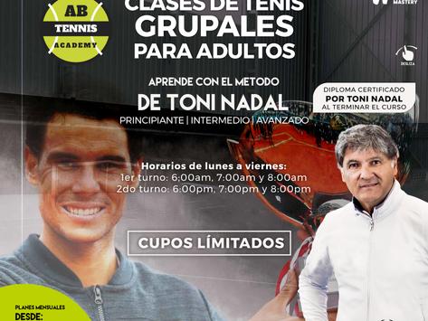 Tennis para Adultos