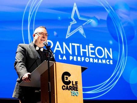 Nominations au Panthéon de la Performance de la CCIBFE